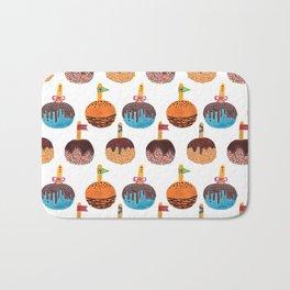 Candy Apple Bath Mat