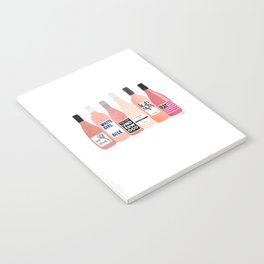 Rose Bottles Notebook