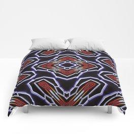 Cylinders Comforters