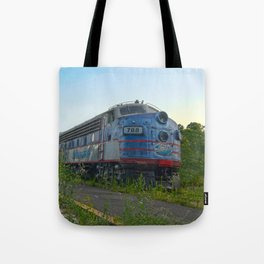 Minnesota Zephyr Tote Bag