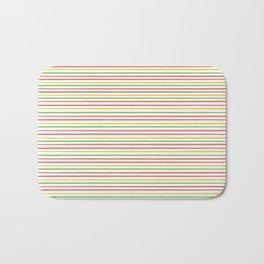 Lovely Stripes  Bath Mat
