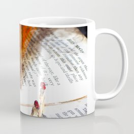 The False Prophet (This Burning World 1) Coffee Mug