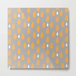Summer fling 2 - Pattern Metal Print