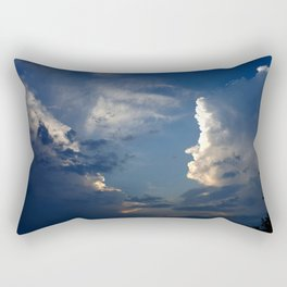Wizard Wars Rectangular Pillow