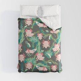 Baby Axolotl Comforters