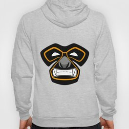 Gibbon Wrestler Hoody