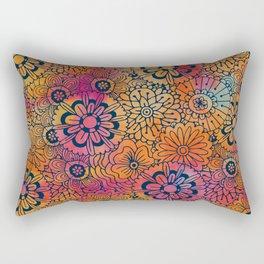 African decor, Boho style No1 Rectangular Pillow