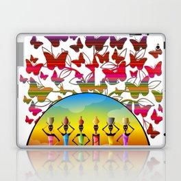 African American Women Laptop & iPad Skin