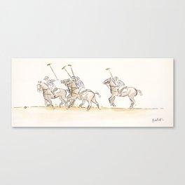 Chukkas Canvas Print