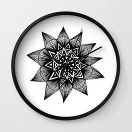 Circus Star Wall Clock