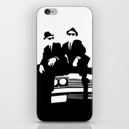 Blues Brothers iPhone Skin