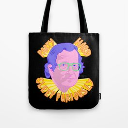 Party Chomsky Tote Bag