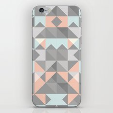 Triangular Pattern iPhone Skin