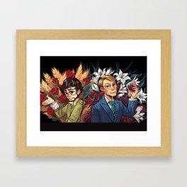 Hannibal Framed Art Print