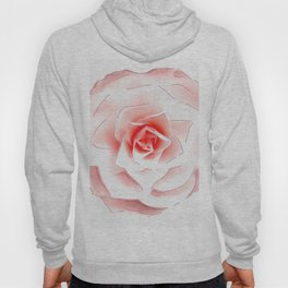 The Pink Rose Hoody
