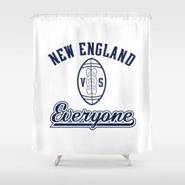 Patriots Shower Curtains