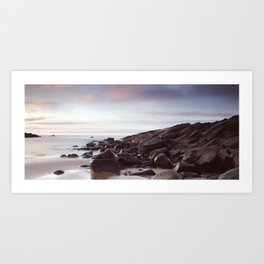 Collieston Art Print