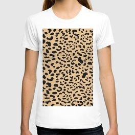 Leopard print - Earth T-shirt