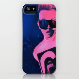 Stage King iPhone Case