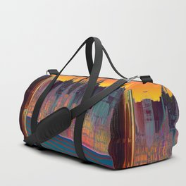 At The Energy River Duffle Bag