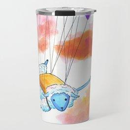 Dive the Sky Travel Mug