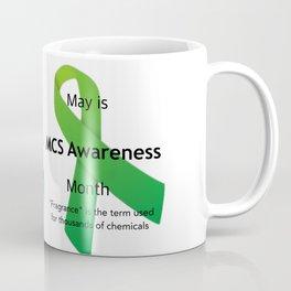 MCS Awareness Coffee Mug