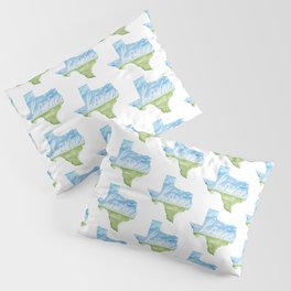 Texas Home State Pillow Sham