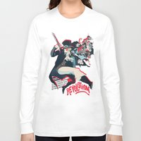 revolution Long Sleeve T-shirts featuring Revolution! by yamineftis