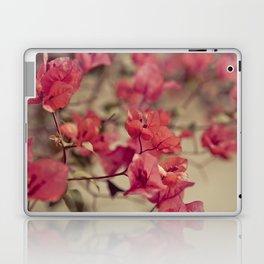 Red Flowers #2 Laptop & iPad Skin