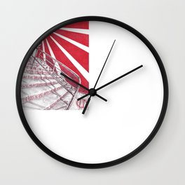 The Grind Wall Clock