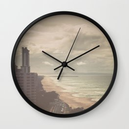 beachview Wall Clock