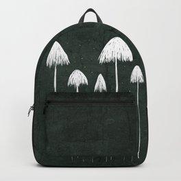 White Mushrooms Backpack