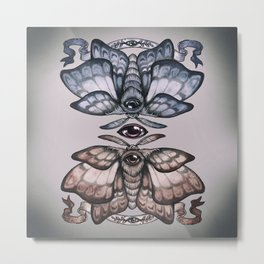 Night Visions Metal Print