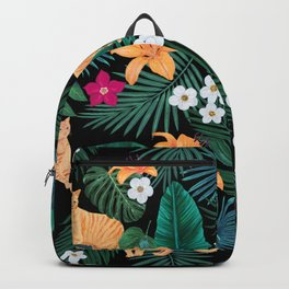 Ginger Cats in the Jungle Backpack