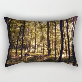 I'm Fine Being Lost, So Long as It's Here Rectangular Pillow