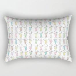 Milkshakes Rectangular Pillow