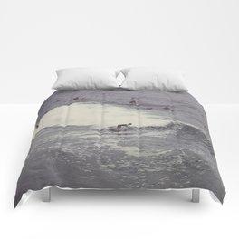 Surf in Arpoador Comforters