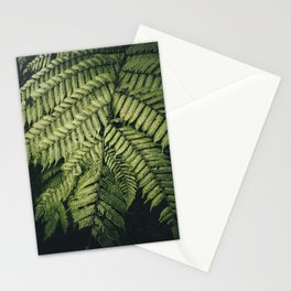 leaf background Stationery Cards