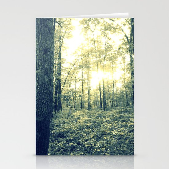 Where Magic Grows Stationery Cards
