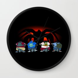 Mindflyer Wall Clock