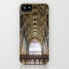 York Minster iPhone Case