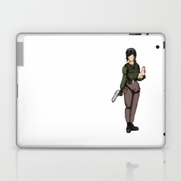 Save the chicken - Counter Strike Laptop & iPad Skin