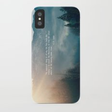 The Sweetest Thing iPhone X Slim Case