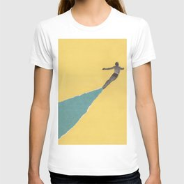 Torn Around - Dive T-shirt