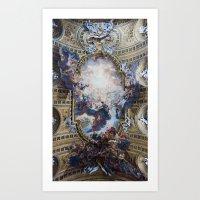 renaissance Art Prints featuring Renaissance. by pltarch
