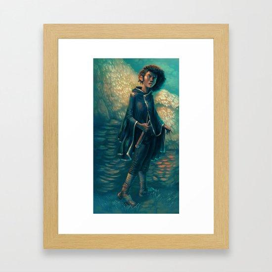 The Girl in Black by kylejorve