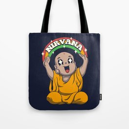 Kawaii is to Enlightenment Tote Bag
