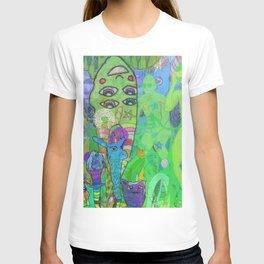 BIKE RIDE 2 T-shirt