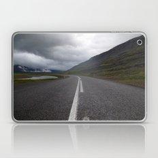 icelandic road. Laptop & iPad Skin