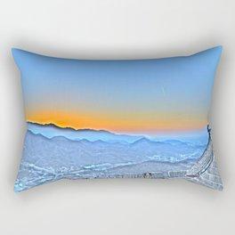 GWOC Skyline Rectangular Pillow